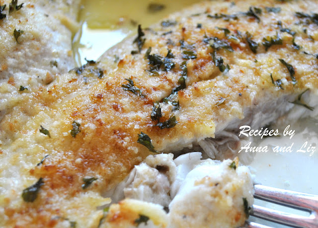 EASY Seafood Recipe!