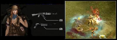 Metal Reaper Online - Class Supporter