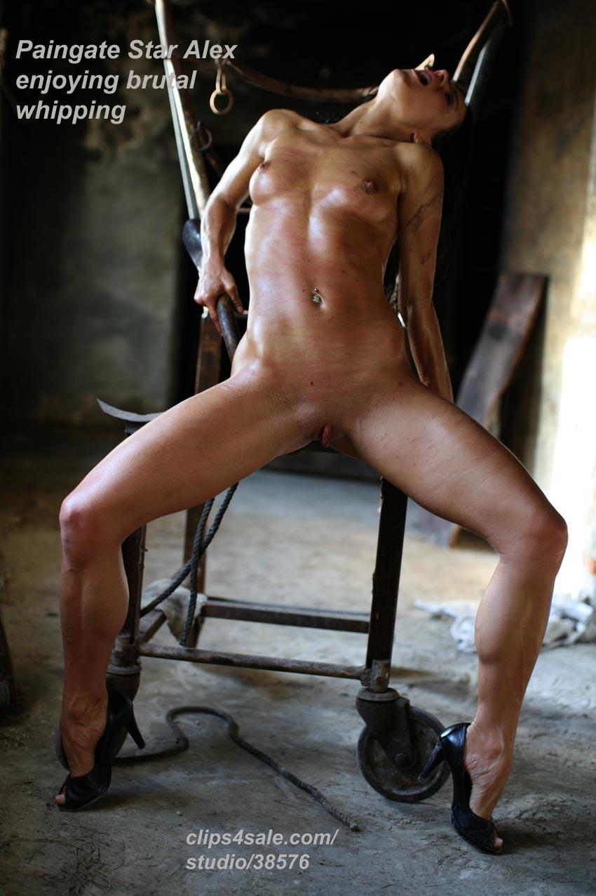 BDSM Model and Paingate Star Alex: September 2011