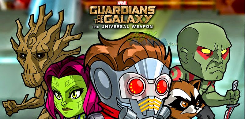 Download Guardians of the Galaxy Apk