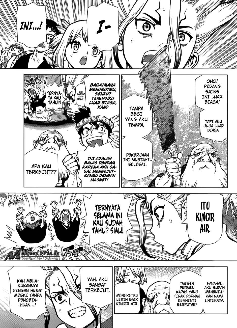 Dr. Stone Chapter 52-17
