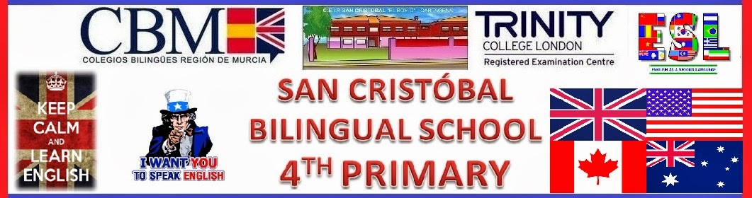 San Cristóbal School: Bilingual 4th Primary