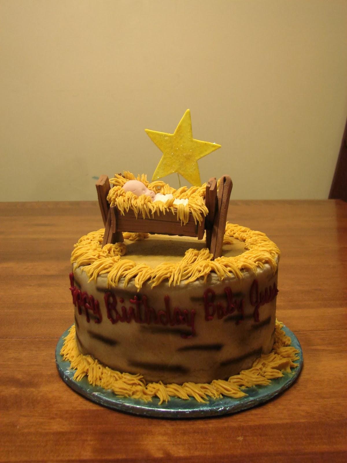 Jesus Birthday Cake Images : Jesus Birthday Cake