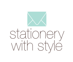 {stationery with style blog}