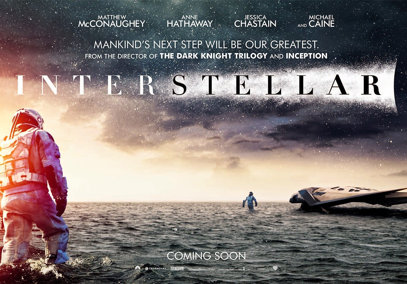 Interstellar: New Trailer, Featurette & Posters