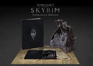 skyrim dragon collector edition