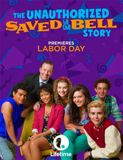 The Unauthorized Saved by the Bell Story Película Online
