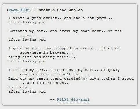 nikki giovanni woman poem analysis essay