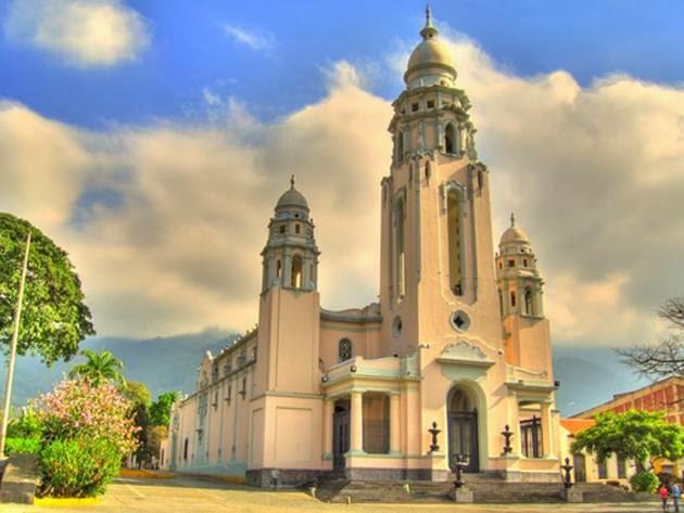 En 1875 es inagurado en Caracas el Panteón Nacional