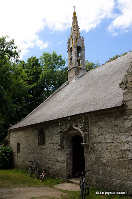Pont Aven - chapelle de Trémalo