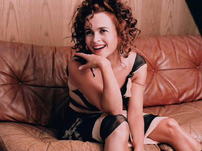 Helena Bonham Carter Lovely Wallpaper