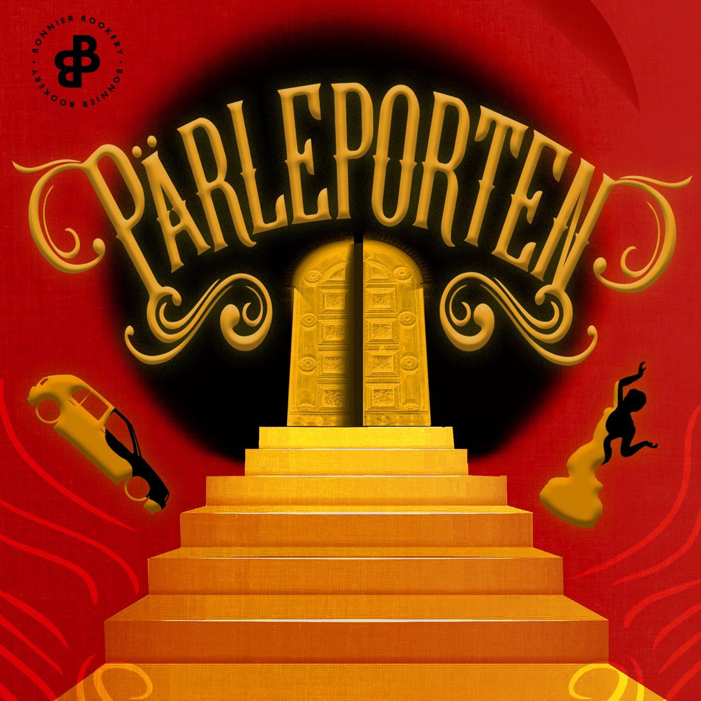 Min bok Pärleporten