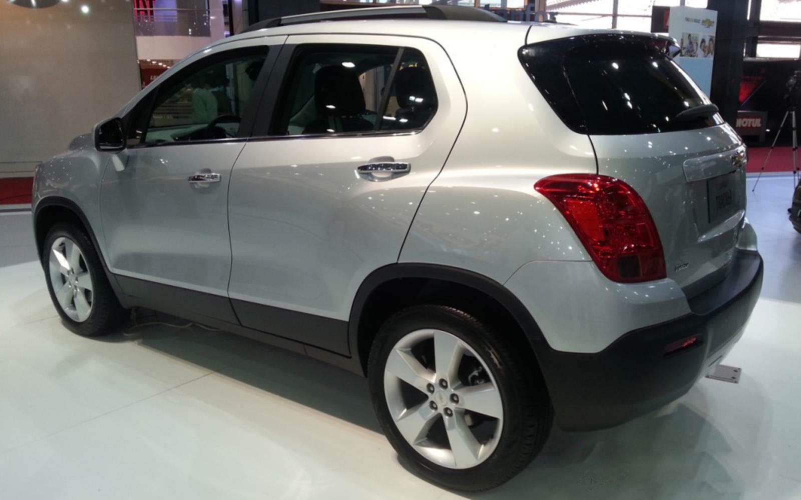 Chevrolet Tracker, lançado na Argentina, é dúvida no Brasil | CAR.BLOG.BR - Carros
