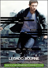 O Legado Bourne Torrent Dublado (2012)