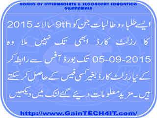 Board examination date