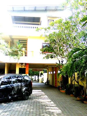 Cepu Laundry service in hotel