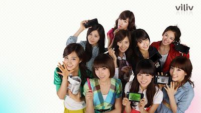 Wallapaper Girls Generation 2012