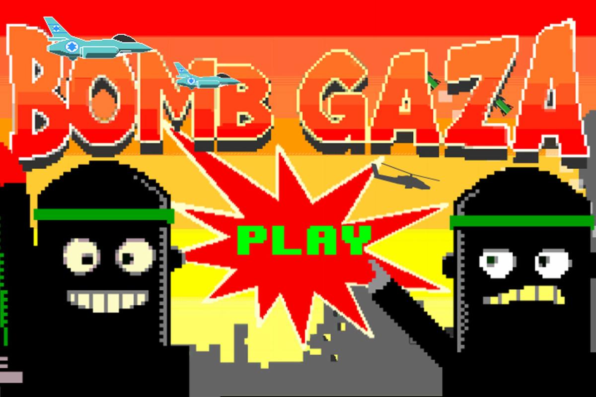 Game Bomb Gaza