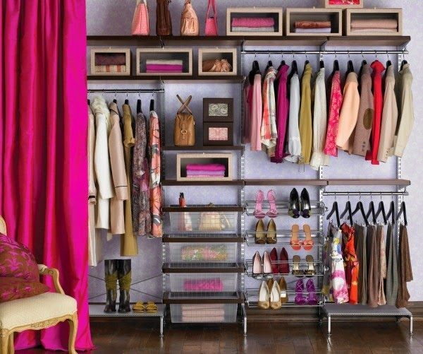 Small Walk In Closet 20 functional small walk-in closet ideas and organizers
