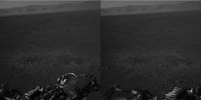 Curiosity SBS 3D Image