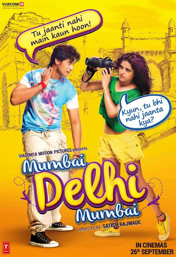 Mumbai Delhi Mumbai (2014) Movie Poster No. 1