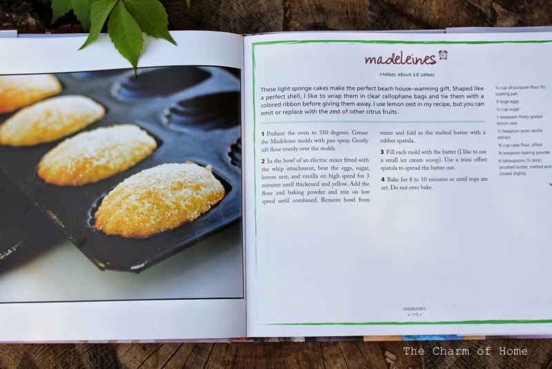 The Charm of Home: Madeleines