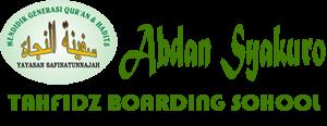 ABDAN SYAKURO Tahfidz Boarding School