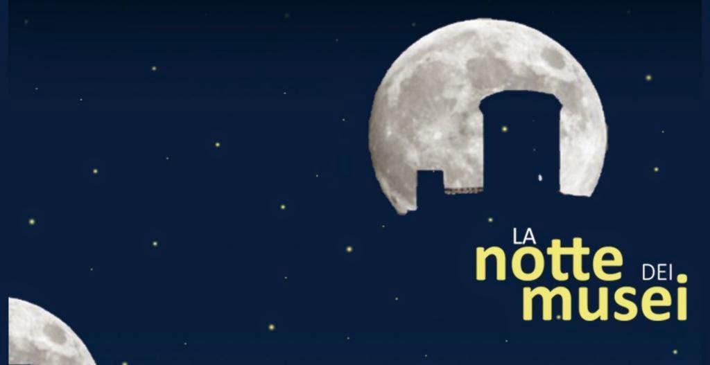 Reportages oggi dalle 20 alle 24 la notte dei musei for Appartamenti barcellona 20 euro a notte