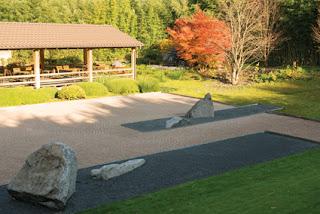 Jardin zen - Les Jardins de Gaia