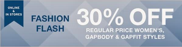 Printable Gap Coupons