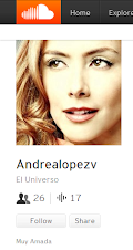 Soundcloud Andrea Lopez