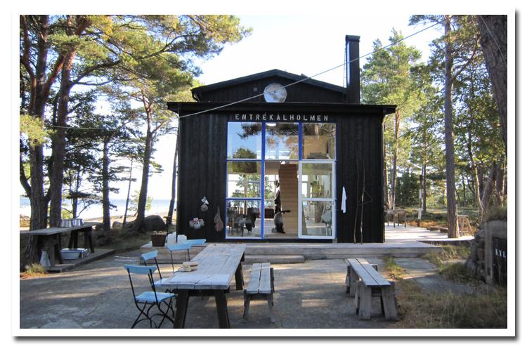Carouschka Streijffert - Artist's Cabin