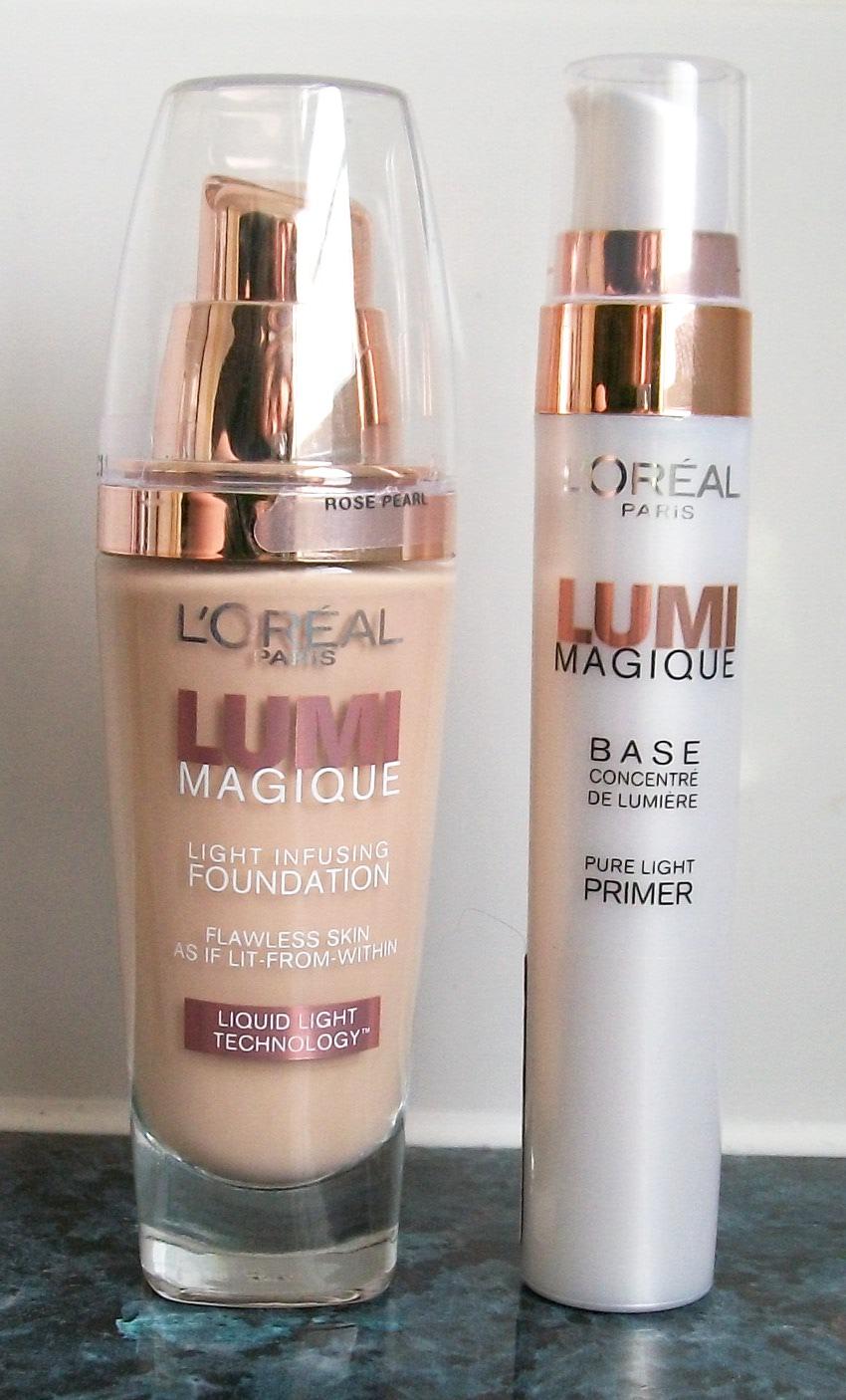 База под макияж от l'oreal lumi