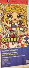 ART en FEMENI. Centro Cultural BARRADAS