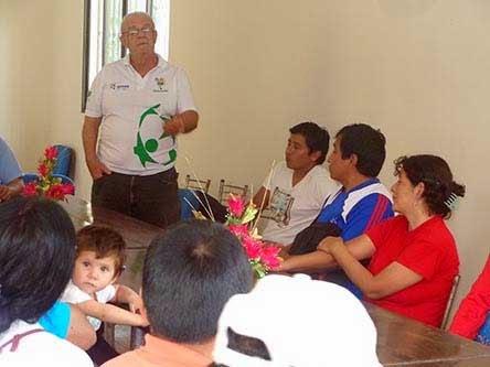 Metodología Tahuichi llega al Chaco y Tarija
