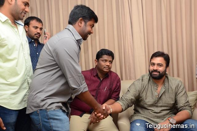 Nara Rohit in Andhra Pradesh for Asura Promotions,Nara Rohit Asura ,Nara Rohit in Kakinada,Nara Rohit in Rajahmundry,Nara Rohit in Vishakapatnam,Nara Rohit Telugucinemas.in