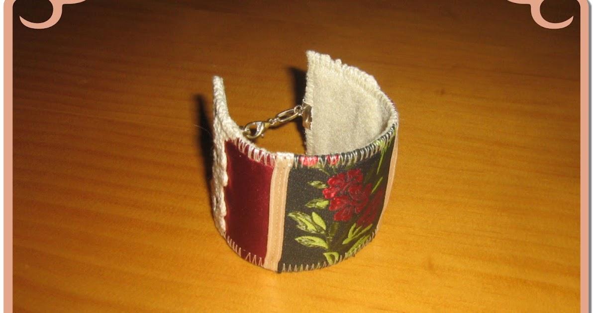 El bazar de do a menc a brazaletes textiles - Fotos de dona mencia ...