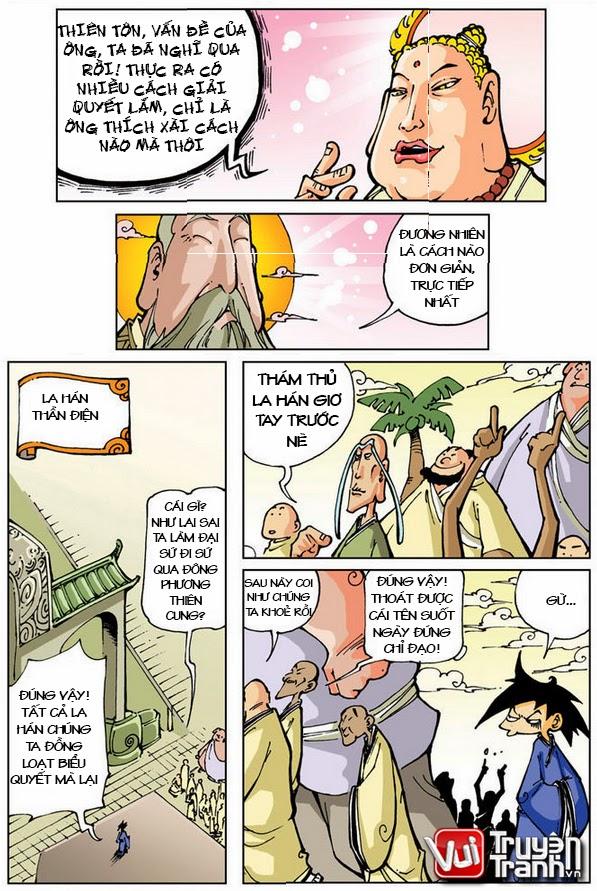 Tế Công truyền kỳ Chap 24 - Trang 7