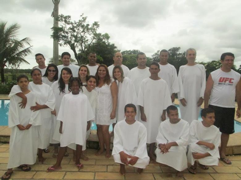Batismo nas águas 2013: