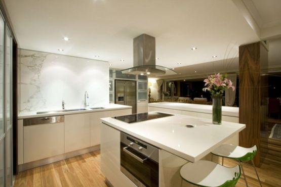 Trend home interior design 2011 elegant kitchen modeling for Elegant kitchen designs