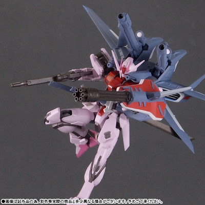 Robot Damashii Strike Rouge