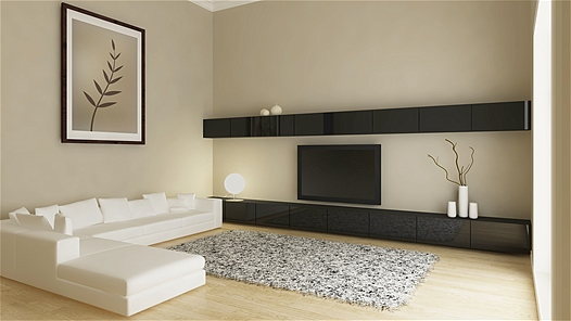 How to choose wall colors for your bedroom home decor tips for Wohnzimmer tv wand