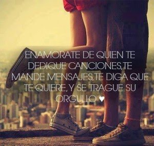 Frases de Amor Romanticas, parte 1