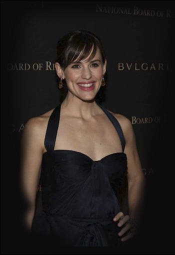 Jennifer Garner in Brian Reyes at the National Board of Review of Motion Pictures Annual Awards Gala