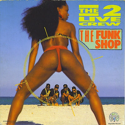 2 Live Crew – The Fuck Shop (VLS) (1990) (320 kbps)
