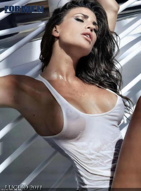 Hot Model Claudia Galanti