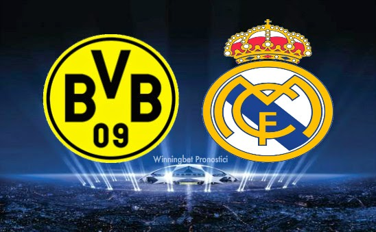 pronostico-borussia-dortmund-real-madrid-champions-league