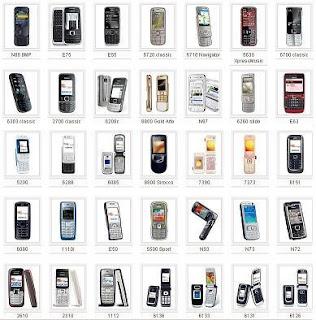 handphone nokia