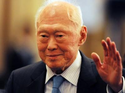 Lee Kuan Yew hidap penyakit urat saraf