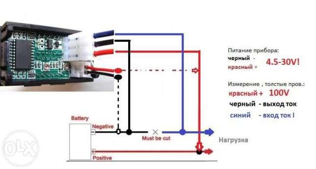 Блок питания с регулировкой напряжения и тока алиэкспресс